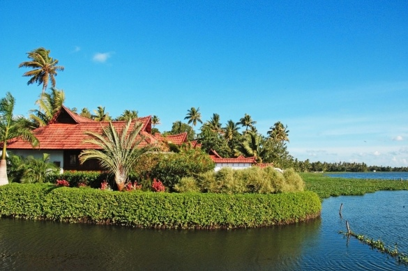 Kumarakom Lake Resort (Anoop Negi)