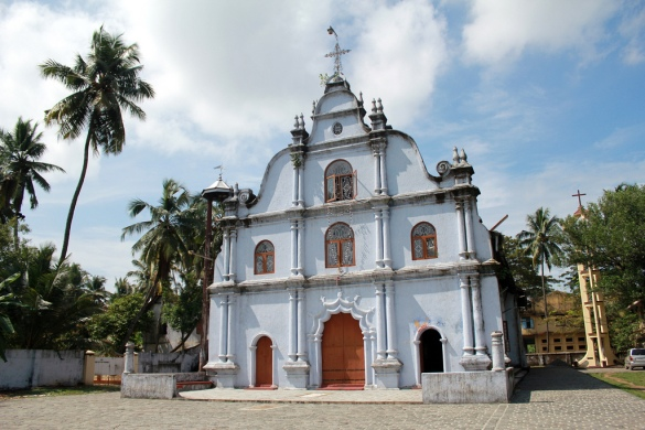 St Francis Church, kochi (image by BockoPix by flicr)